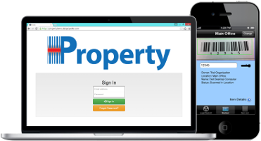 Property Laptop